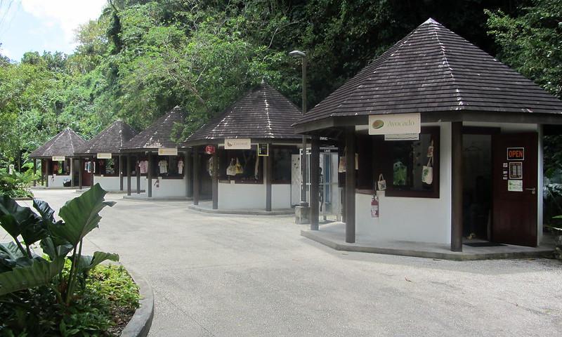 barbados Harrison's Cave shops