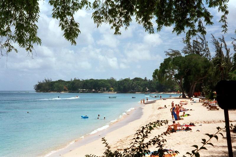 Barbados Holetwon Beach