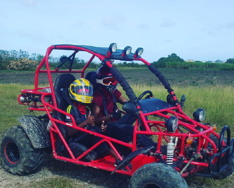 Barbados off road fury safety