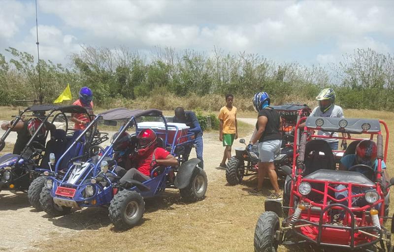 Barbados atvs