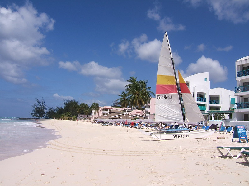Barbados Dover Beach accommodations
