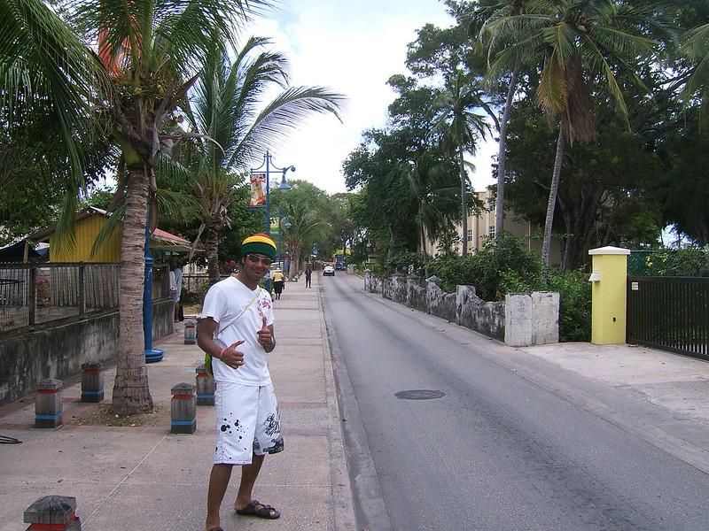 Barbados Dover Beach transport