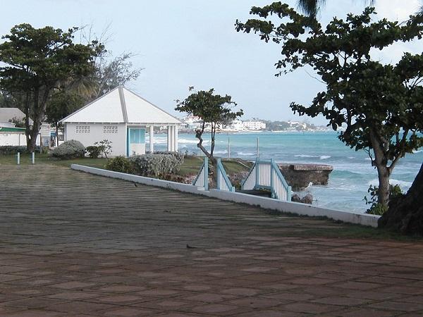 Barbados Boardwalk, A South Coast Chill