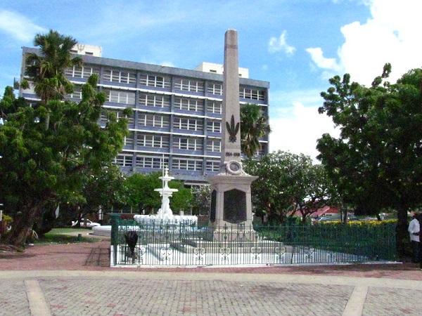 Bridgetown Capital Of Barbados