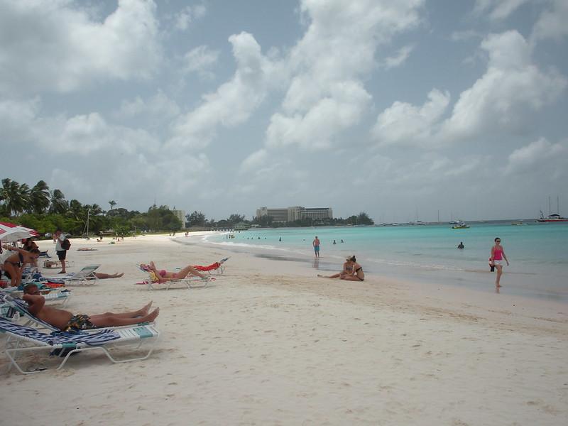 Barbados Brownes Beach