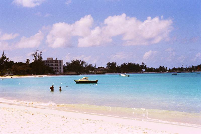 Barbados Brownes Beach views