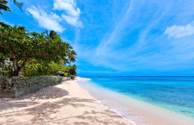 Barbados Fitts Village Beach