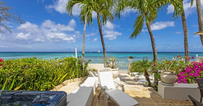 Barbados Fitts Village accommodation