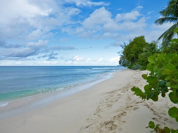 Barbados Peaceful Fitts Village Beach
