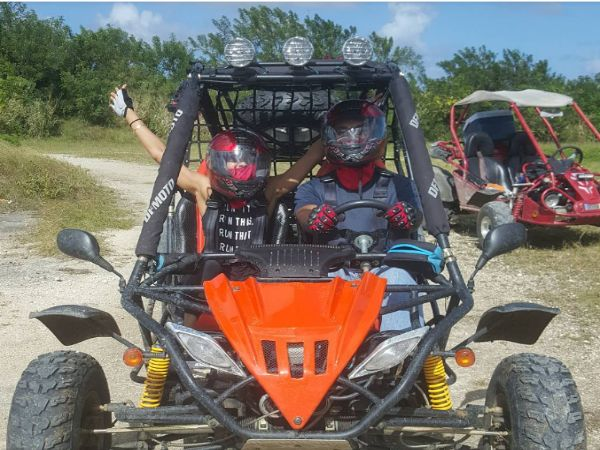 Off Road Fury Barbados Adventure