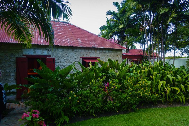 St.Nicholas Abbey gardens