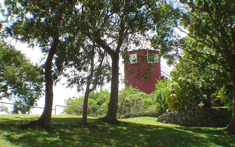 Barbados Gun Hill surroundings