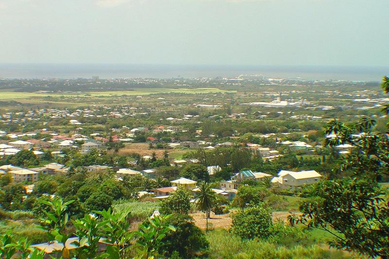 Barbados Gun Hill views