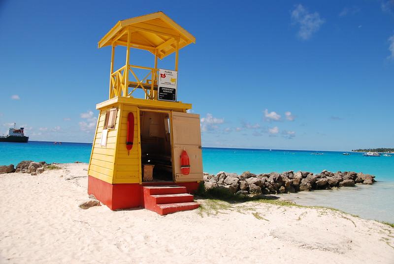Barbados Lifeguards Miami Beach