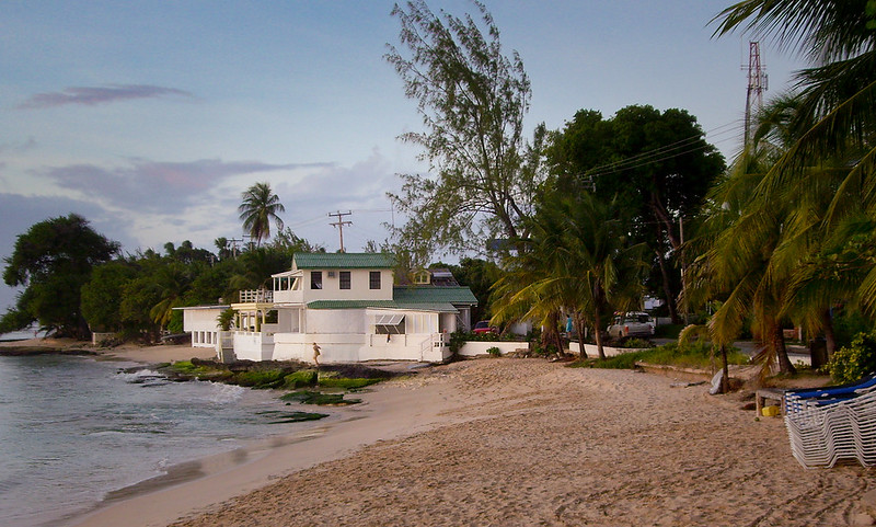 Barbados Mullins Beach