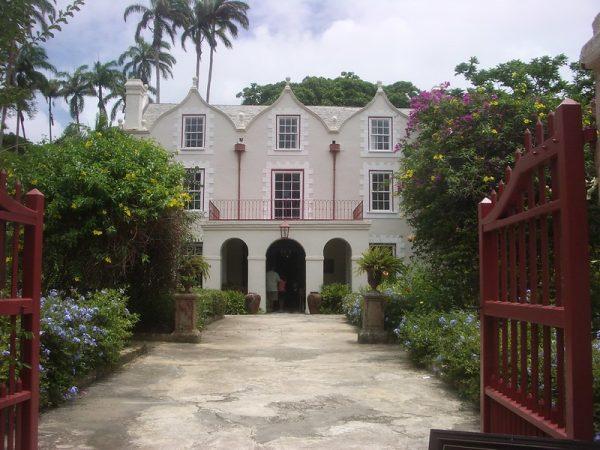 Barbados Historic St.Nicholas Abbey