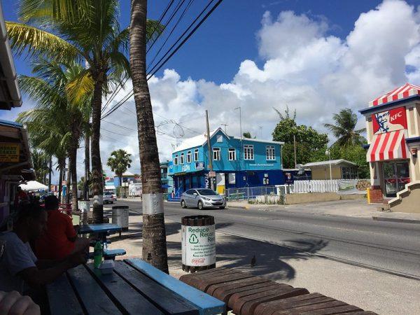 Oistins, Barbados The Hub Of The South