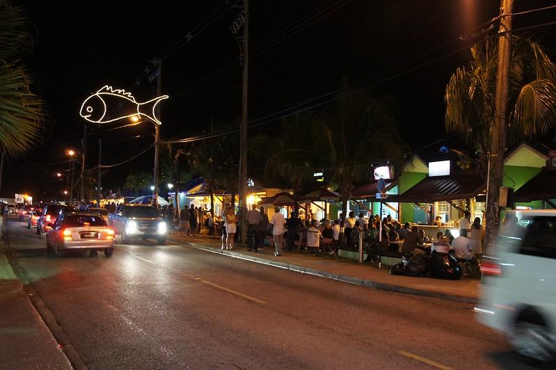 Barbados Oistins entertainment