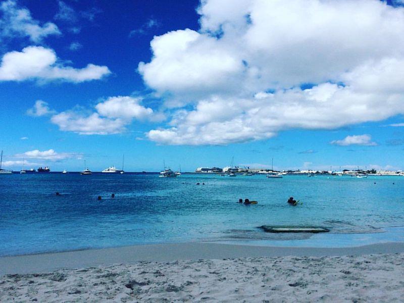Barbados Pebbles Beach