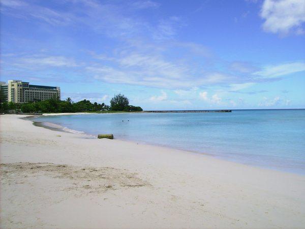 Barbados Pebbles Beach & Surroundings