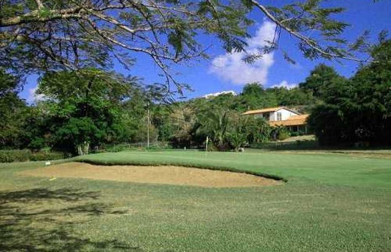 Barbados Rockley golf course