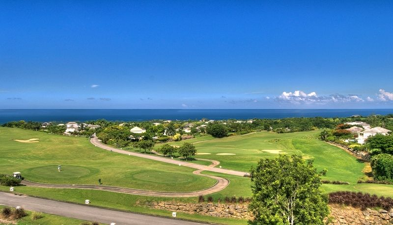 Barbados Royal Westmoreland golf course