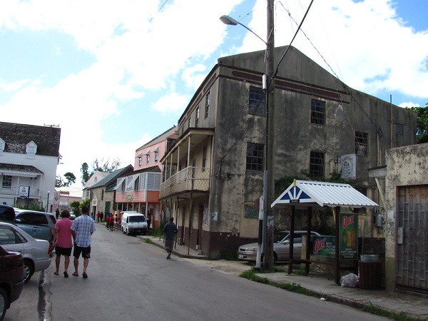 Barbados Speightstown, Town Of Old
