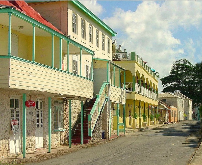 Old Speightstown Barbados
