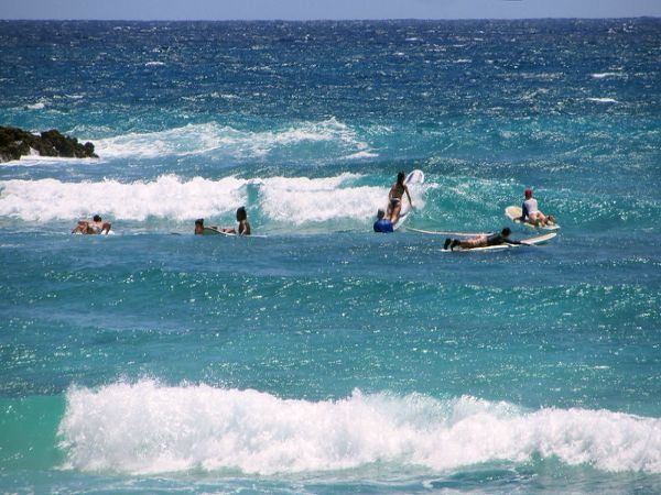 Barbados Best Surfing Beaches