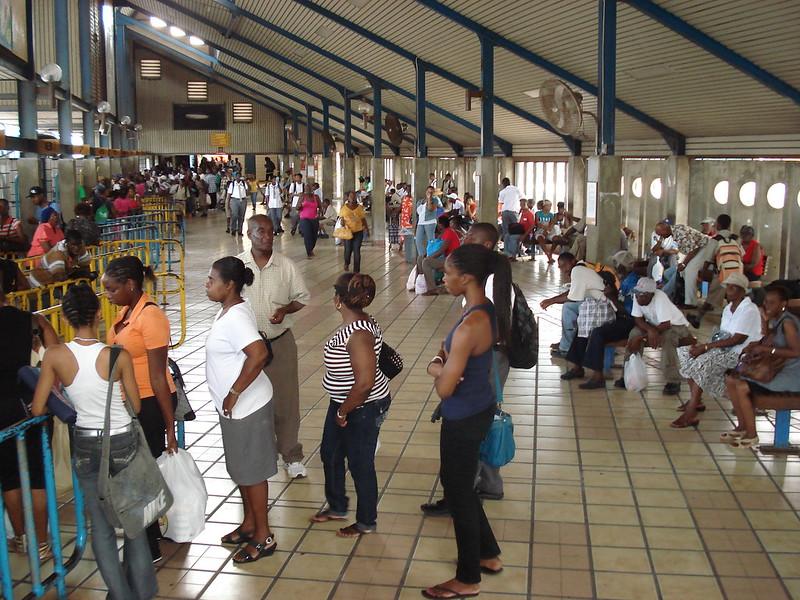 Barbados Fairchild Street Bus Terminal