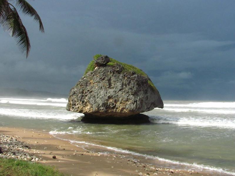 Barbados Bathsheba  Beach