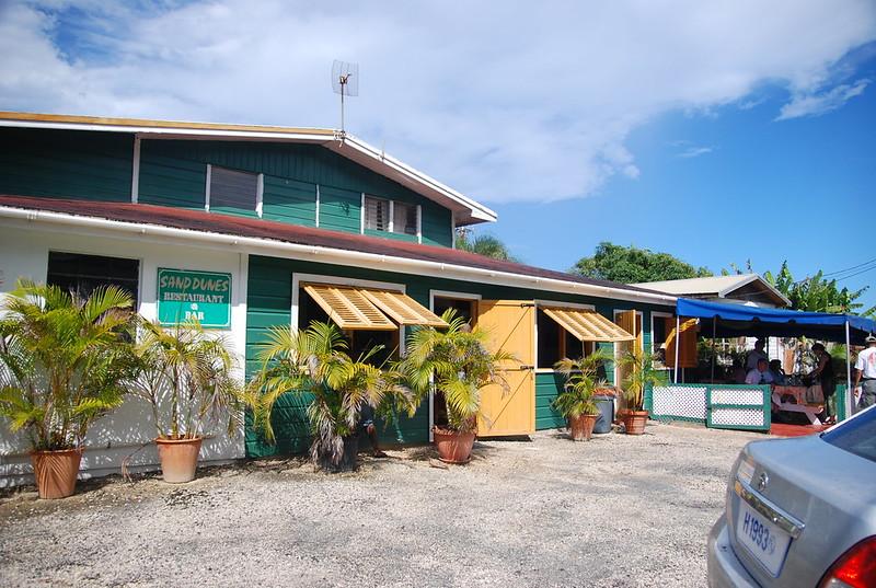 Barbados bathsheba food