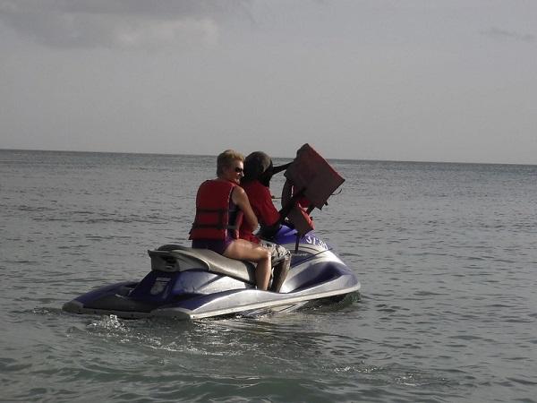 Barbados Fun Seawater Activities