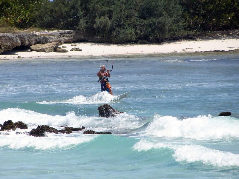 barbados kitesurfing