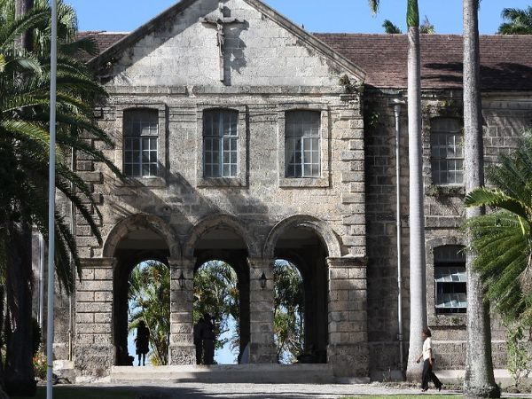 Barbados Codrington College Attraction