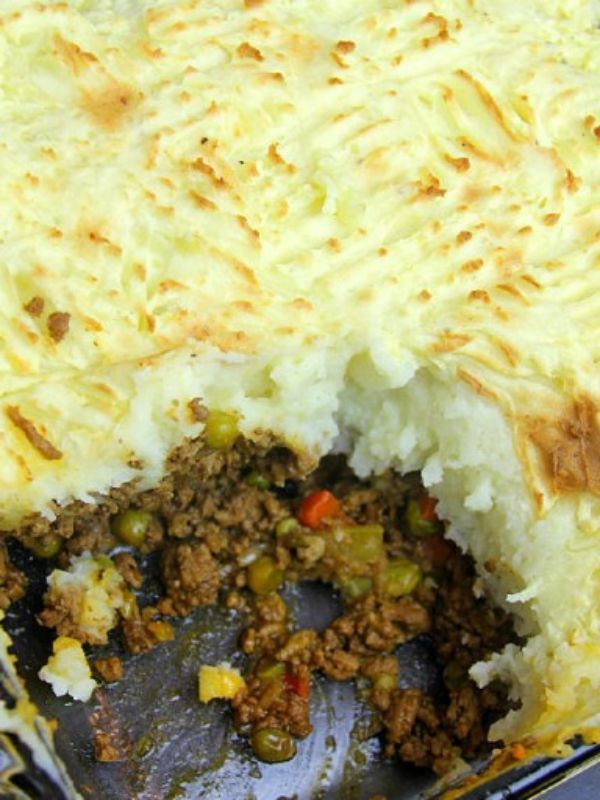 Xardija's Bajan Shepherds Pie