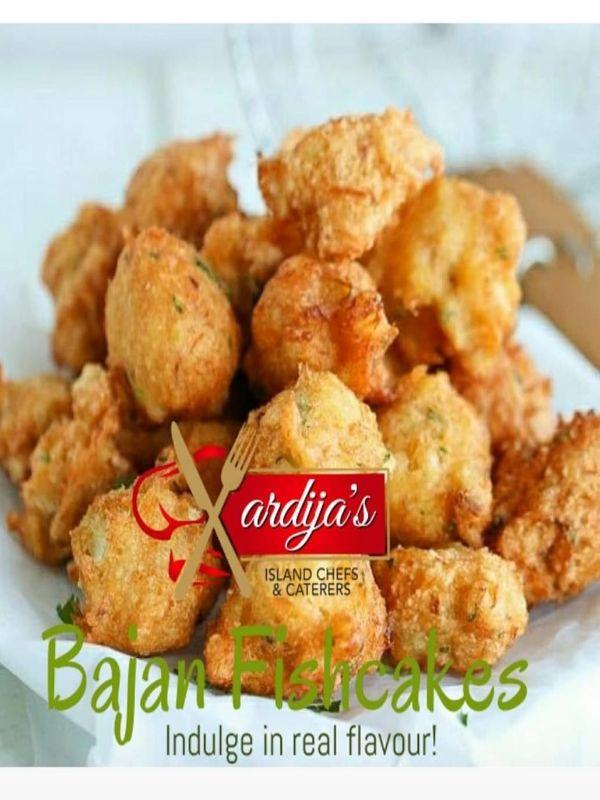 Xardija's Barbados Fish Cakes